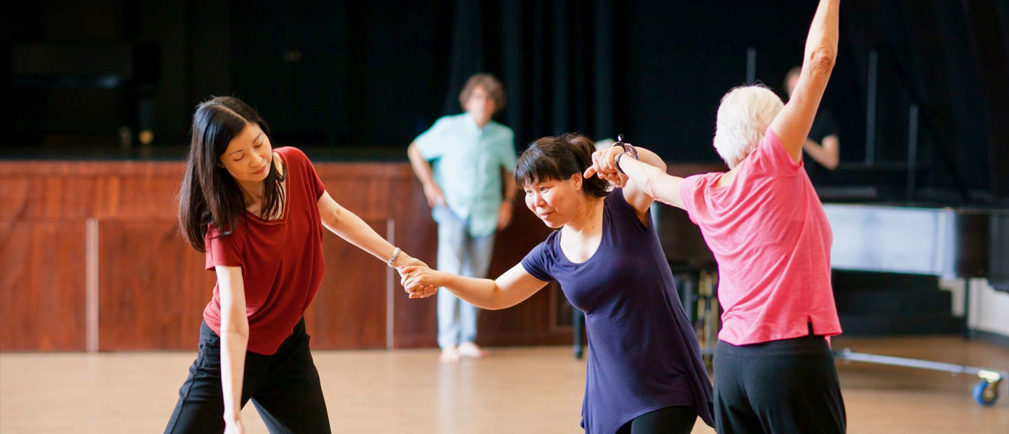 Dalcroze call on us to use expressive gestures to give shape to music.