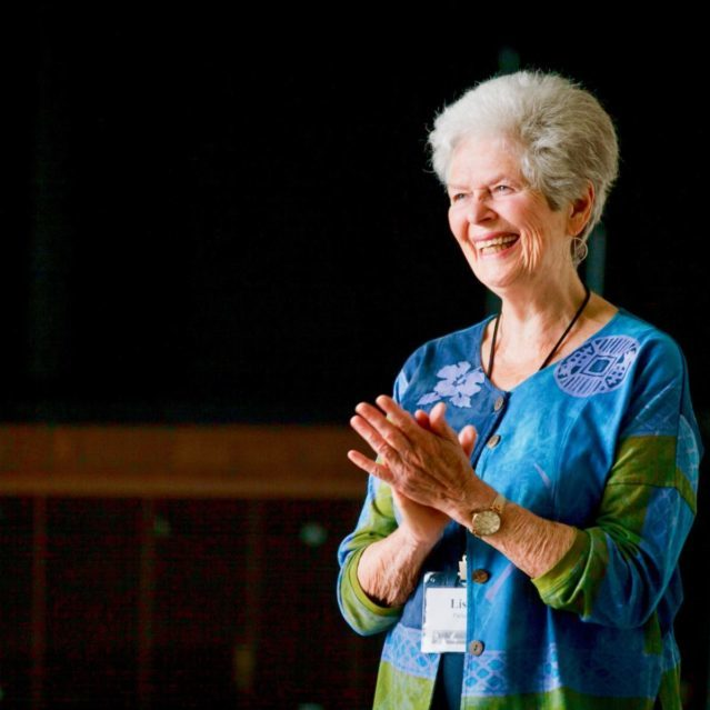 Lisa Parker has trained many Dalcroze educators.