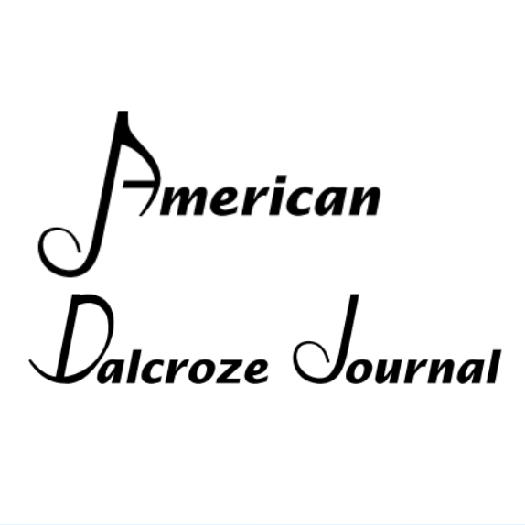 American Dalcroze Journal Logo